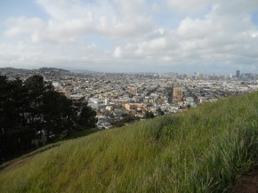 Sacred Places of San Francisco: the top of the world