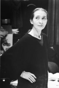 "Pina Bausch: ""What are we longing for? Where does all this yearning come from?"" Photo Credit: http://www.pina-bausch.de"