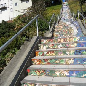 Sacred Places of San Francisco:Mosaics