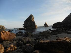 Portals, Rocks, Shells, andSinkholes