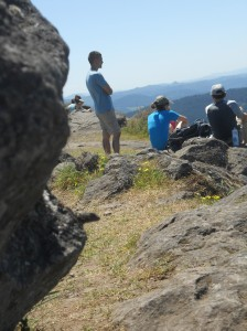Spencer's Butte. Eugene, OR