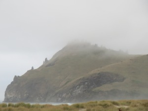 Cascade Head, Oregon Coast. Taken from Camp Westwind.