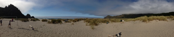 Camp Westwind. Lincoln City, OR