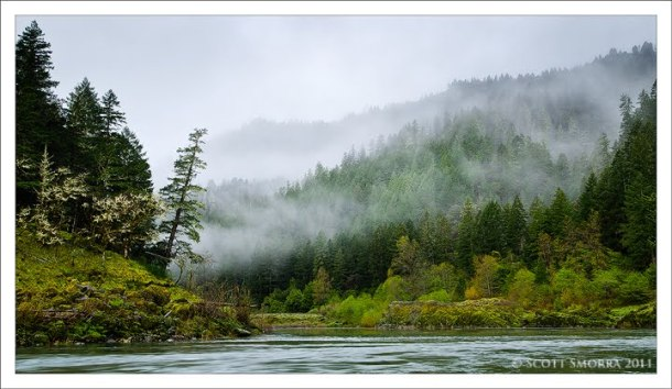 Rogue River, OR. Photo by Scott Smorra